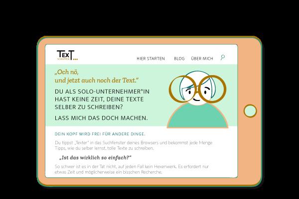 Textschuppen – Brauche ich eine Website